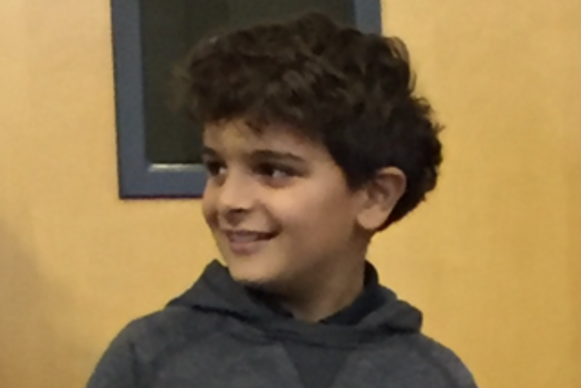 The Westlake Champion Speller did a phenomenal job this past Wednesday. Our Spelling Bee champion was Camron Nassim!