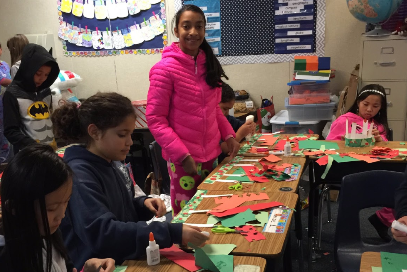 Teachers on both campuses planned activities and crafts that took our Westlake students on a celebration of Holidays Around the World! This is a great day of joyful learning for all explorers.