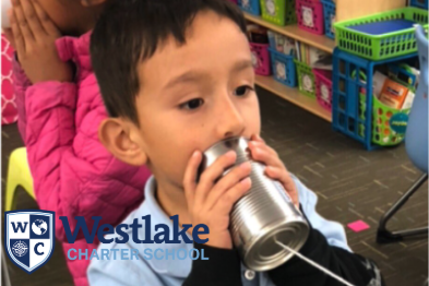 Our first graders have been studying sound waves in science. Learning came to life for our explorers in an in-house field lesson from Mad Science. #JoyfulLearning