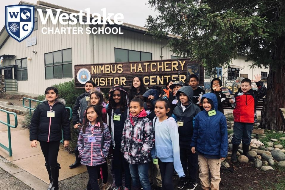 Our 3rd grade Explorers had a blast at the Nimbus Fish Hatchery field trip this week! #WCSInquisitive
