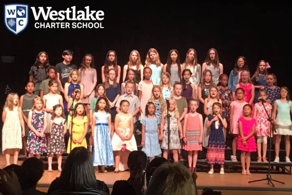 Our Glee Club performed their Spring Concert this week. Students sang songs from High School Musical. What a great ending to a strong after school enrichment season.