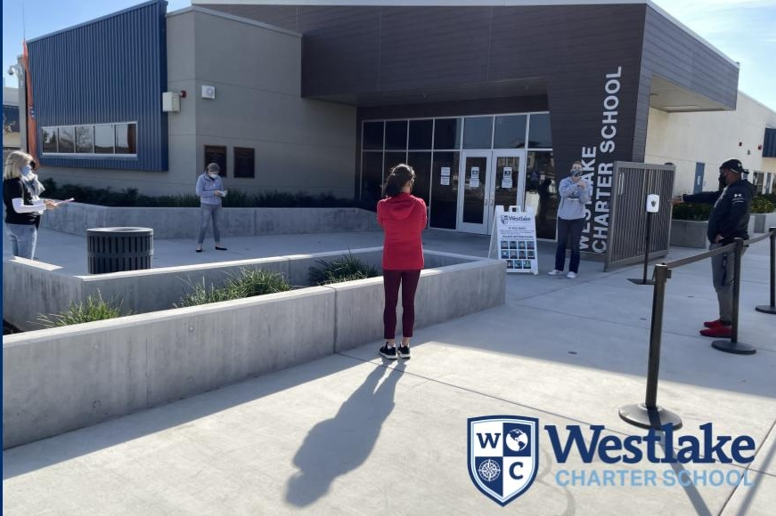 Our #WestlakeCharter team rehearsed our protocols to bring our students back to campus safely this week! We are excited to see our Explorers back on campus.
